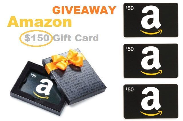 Giveaway Amazon Gift Card