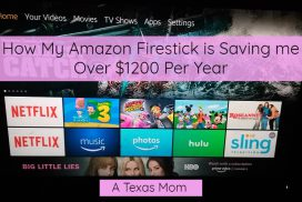 How Amazon Firestick Saves Me Over $1200 Per Year #atexasmom