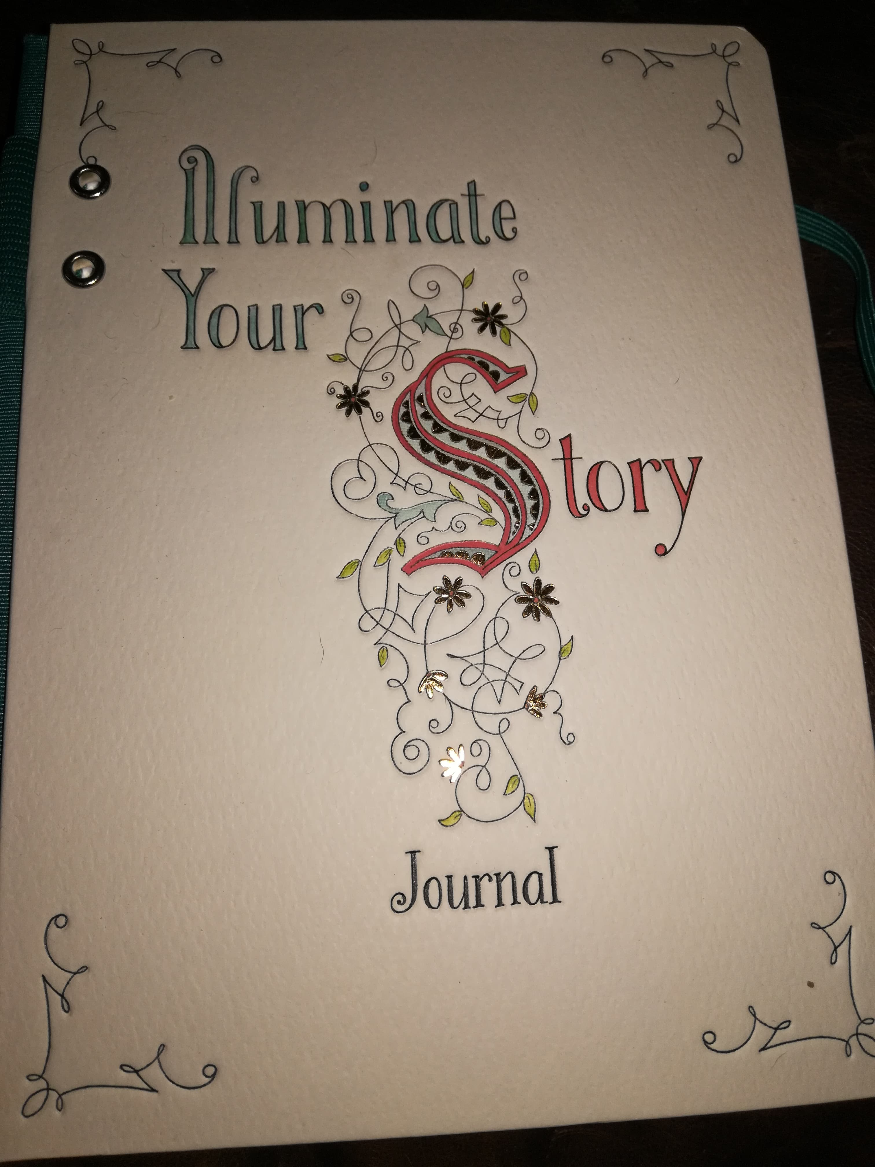 Illuminate your Story Journal by Ellie Claire