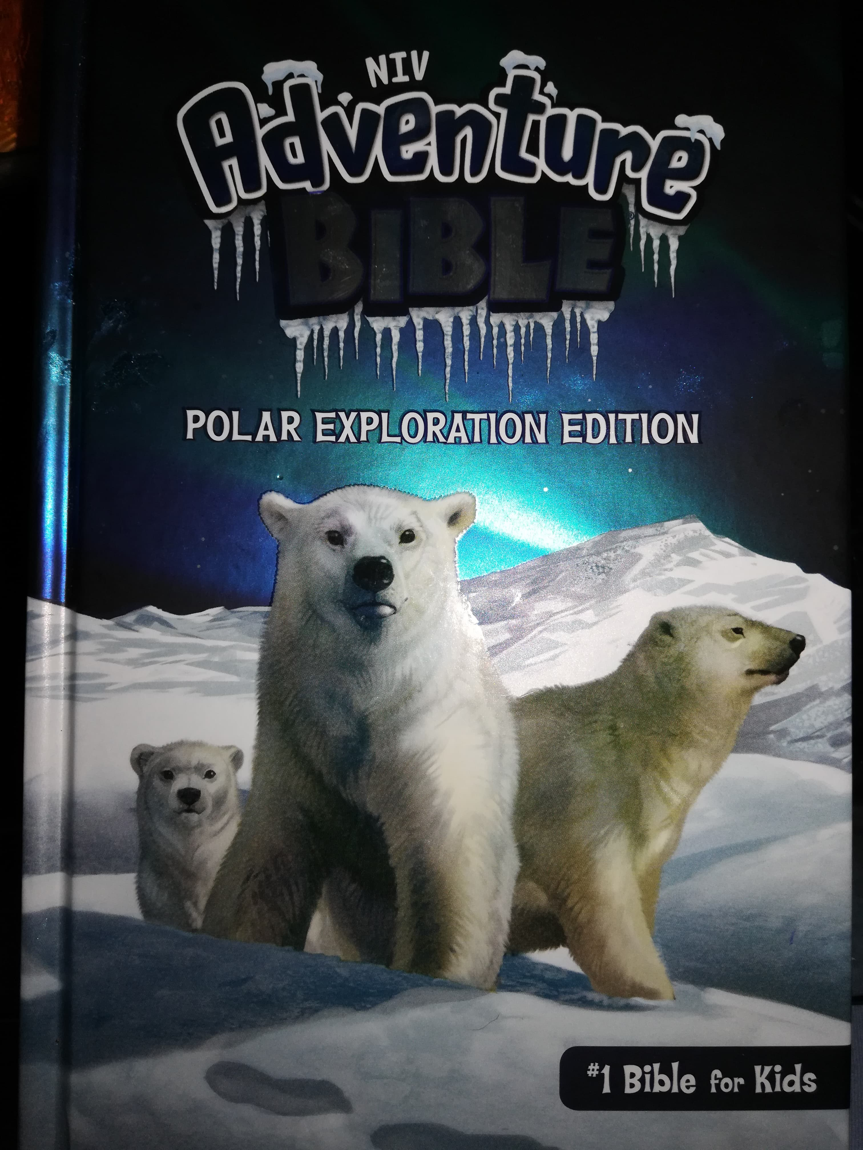 NIV Polar Bible